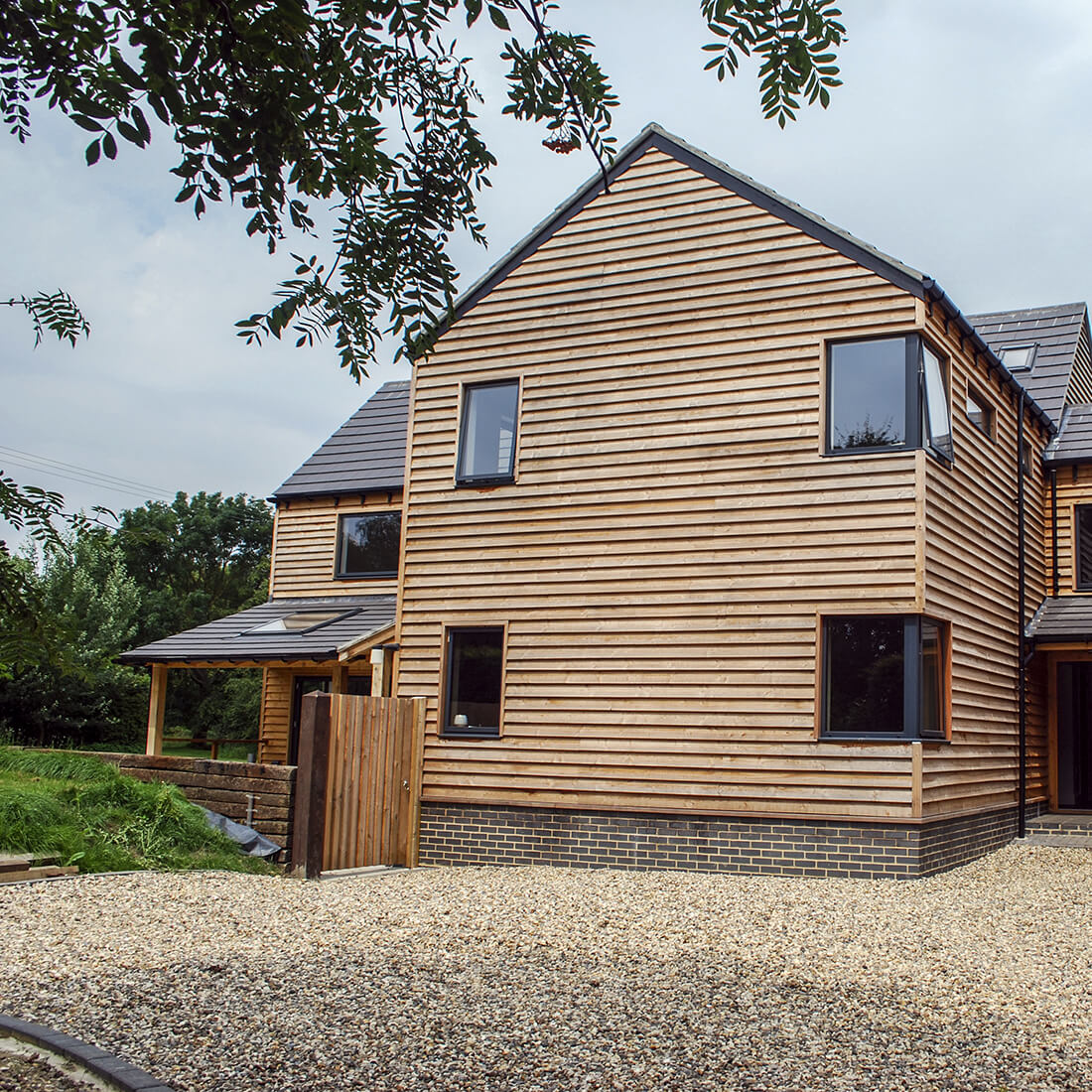 Aveling House EB Architecture