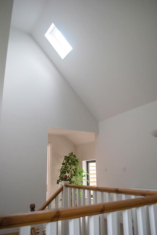 Aveling House Roof Lights